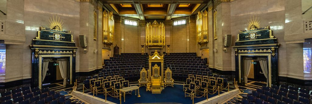 Chelsea Lodge and Grand Lodge Tour