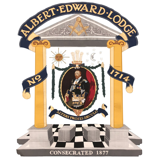 Albert Edward Lodge No. 1714