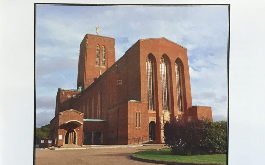 Guildford Cathedral 2017