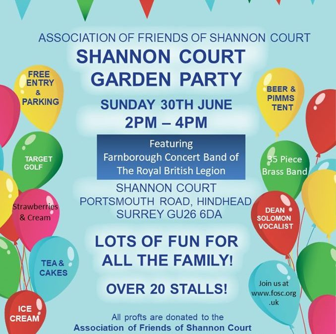 Shannon Court 2019
