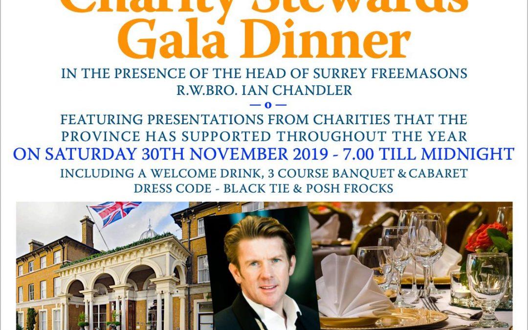 2019 Charity Stewards Ball